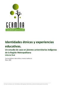 portada - identidades étnicas
