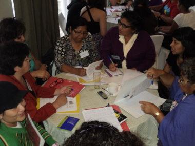 Diálogos participativos, Arica 2011