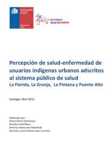 portada - estudio percepción salud enfermedad