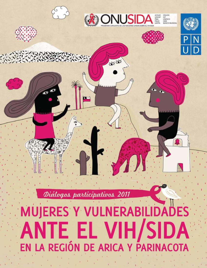 Mujeres y vulnerabilidades ante el VIH/SIDA en la Región de Arica y Parinacota