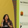 Carolina Maillard expone en XIII Congreso Nacional de Bibliotecas Públicas en México