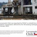 Sistematización programa Levantando Chile de NESsT