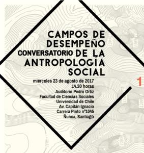 Conversatorio campos desempeno antropologia 23 agosto 2017