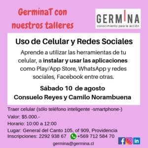 GerminaT: Redes Sociales en tu celular