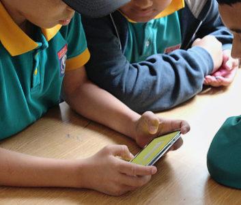 Teste o del protitipo juego digital en Arica