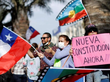 salud y nueva constitución