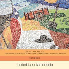 Testimonio_Isabel Lazo Maldonado
