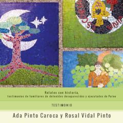 LIBRILLO_Testimonio Ada Pinto Caroca y Rosal Vidal Pinto